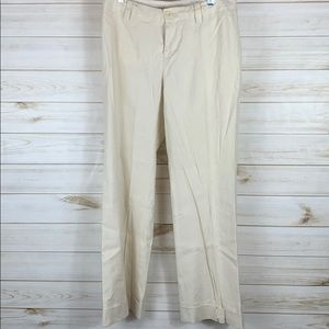 Banana Republic~ Linen Look a like trousers.